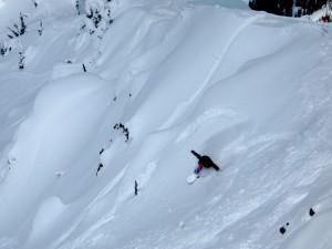 Snowboard core